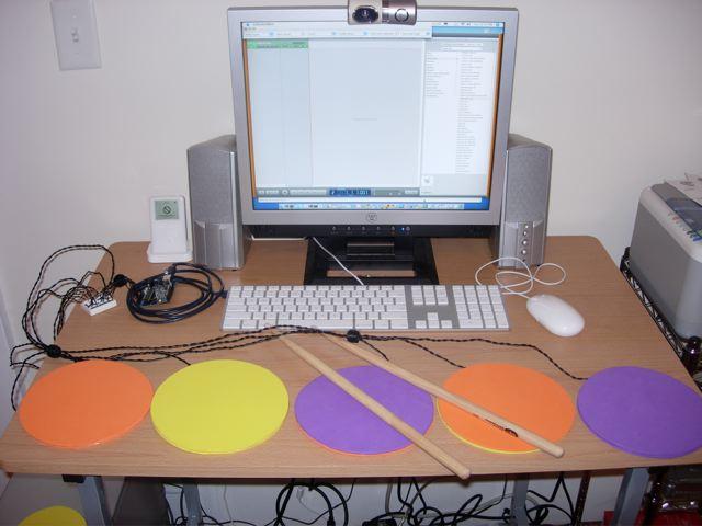 Ardrumo - Mac OS X Virtual MIDI Interface for Arduino